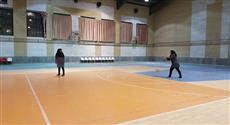 برگزاری مسابقات والیبال به مناسبت 16 آذر